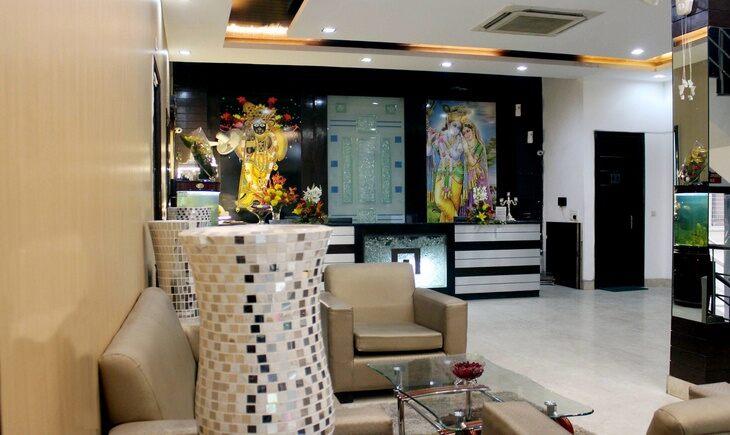 Reception image FabHotel Majestic East Of Kailash New Delhi
