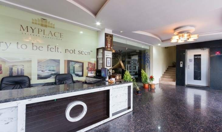 6629 image FabHotel MyPlace Kondapur HICC Hyderabad