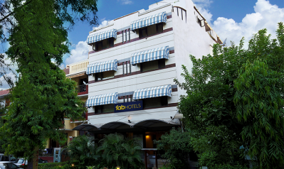 FabHotels in New Delhi (1 image FabHotel Anutham Nehru Place)