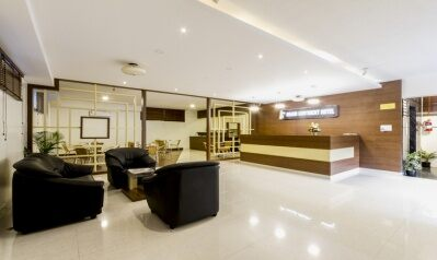 FabHotels in Bangalore (2 image FabHotel Grand Continent JP Nagar)