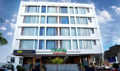 FabHotels in Jaipur Railway Station (1 image FabHotel Royal CM Bani Park)