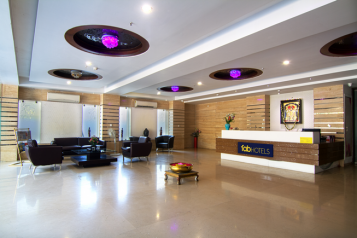 FabHotels in Hyderabad (2 image FabHotel Tanisha Jubilee Hills)