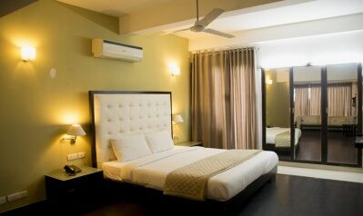 FabHotels in New Delhi (1 image FabHotel Anutham Saket)