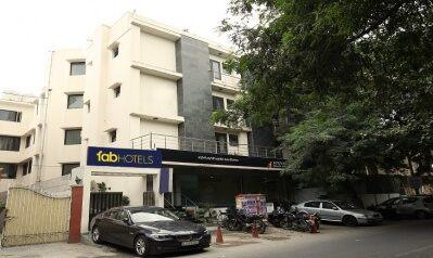 FabHotels in Nehru Place (1 image FabHotel Anutham Saket)