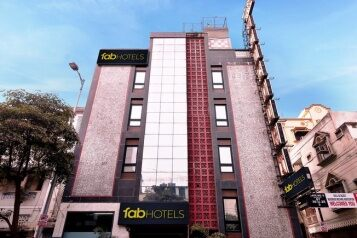 FabHotels in Connaught Place (1 image FabHotel Suncourt Karol Bagh)