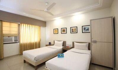 FabHotels in Mumbai (1 image FabHotel Ashok Apartments Marol)