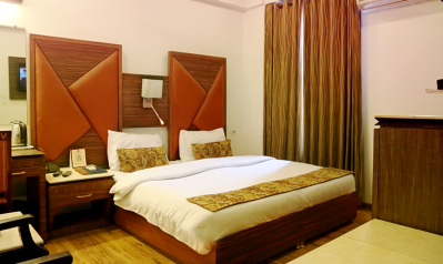 FabHotels in Connaught Place (1 image FabHotel Sunstar Karol Bagh)