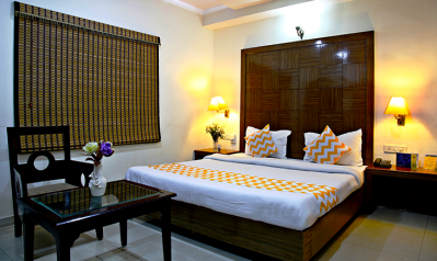 FabHotels in Naraina (1 image FabHotel Mohan International Paharganj)