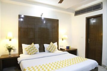 FabHotels in Paharganj (2 image FabHotel Mohan International Paharganj)