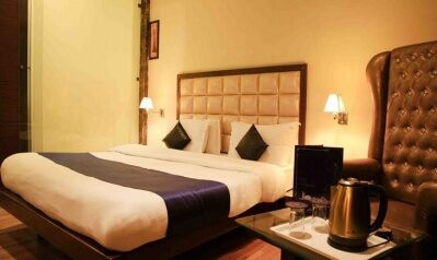 FabHotels in Amritsar (1 image FabHotel Orbion Mall Road)
