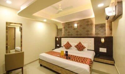 FabHotels in Mumbai (1 image FabHotel Golden Park Jogeshwari West)