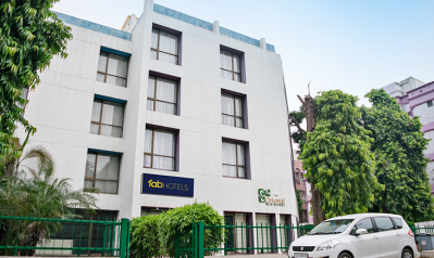 FabHotels in Ahmedabad (1 image FabHotel Oriental Ellisbridge)
