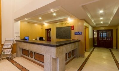 FabHotels in Chennai (2 image FabHotel Metro Manor Central Station)
