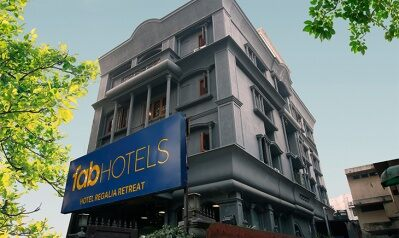FabHotels in New Delhi (image FabHotel Regalia GK1)