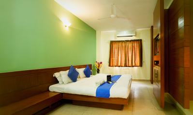 FabHotels in Hyderabad (1 image FabHotel Hallmark Inn Jubilee Hills)