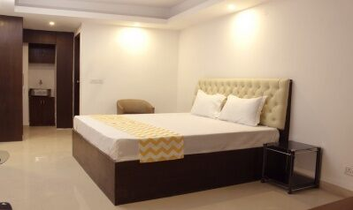 FabHotels in New Delhi (1 image FabHotel Blueberry Hauz Khas)