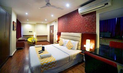 image FabHotel M Hotel Hitech City Hyderabad
