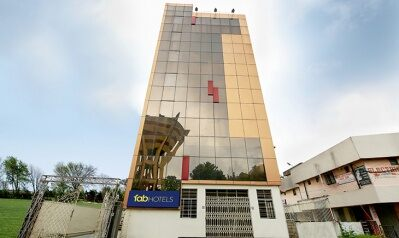 FabHotels in Kolkata (1 image FabHotel Sreemaa Salt Lake)
