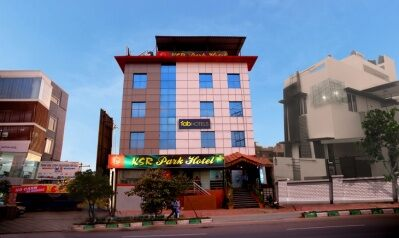 FabHotels in Hyderabad (1 image FabHotel KSR Park Hitech City)