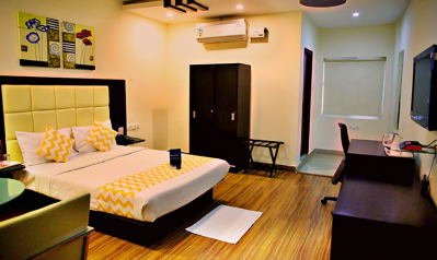 FabHotels in Hyderabad (1 image FabHotel V Hotel Hitech City)