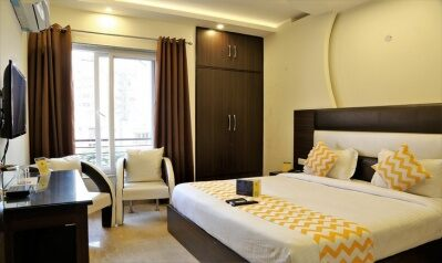 FabHotels in Gurgaon (1 image FabHotel Daffodil Sector 45)