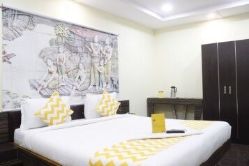 FabHotels in Hyderabad (2 image FabHotel Navya Grand Miyapur)