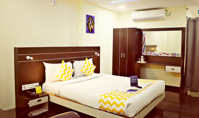 FabHotels in Hyderabad (1 image FabHotel Navya Grand Miyapur)