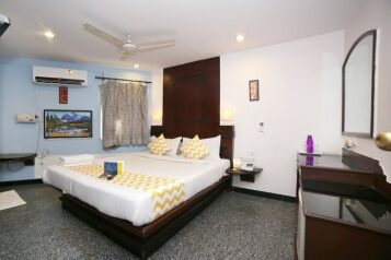 FabHotels in Hyderabad (1 image FabHotel V Hotel Banjara Hills)