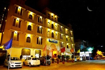 FabHotels in Jaipur Railway Station (1 image FabHotel Castle Lalpura MI Road)