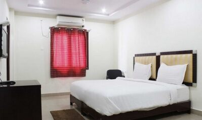 FabHotels in Hyderabad (1 image FabHotel Ankitha Stay Inn Gachibowli)
