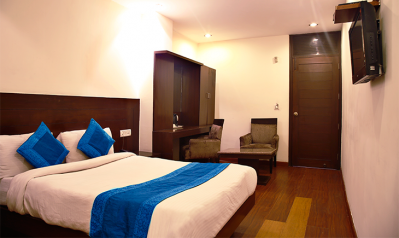 FabHotels in Connaught Place (1 image FabHotel Raj Paharganj)