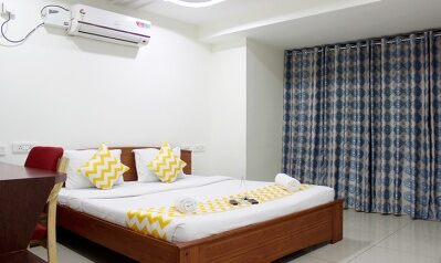 FabHotels in Hyderabad (1 image FabHotel Siri Inn Madhapur)