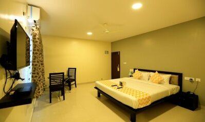 FabHotels in Bangalore (image FabHotel Kushi Comforts J.P. Nagar)