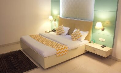 FabHotels in New Delhi (1 image FabHotel Arina Inn Darya Ganj)