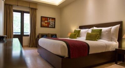 FabHotels in New Delhi (1 image FabHotel Cabana GK1)