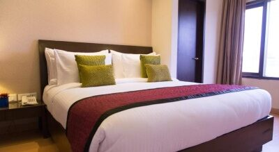 FabHotels in New Delhi (2 image FabHotel Cabana GK1)