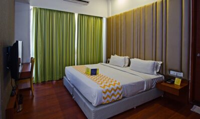 FabHotels in Pune (1 image FabHotel Rathi Residency)