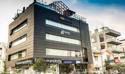 FabHotels in Bangalore (image FabHotel Astra Suites HSR Layout)