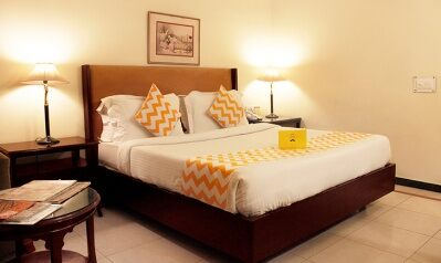 FabHotels in New Delhi (image FabHotel BMK Greater Kailash)