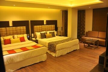 FabHotels in New Delhi (1 image FabHotel Uppal International Paharganj)