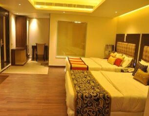 FabHotels in New Delhi (2 image FabHotel Uppal International Paharganj)