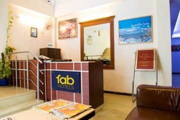 FabHotels in Gurgaon (2 image FabHotel The Residency DLF Galleria)