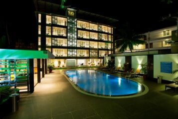 FabHotels in Goa (1 image FabHotel The King's Court Calangute)