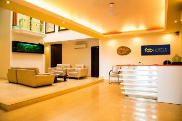 FabHotels in Gurgaon (2 image FabHotel Goodcare Residency Manesar)