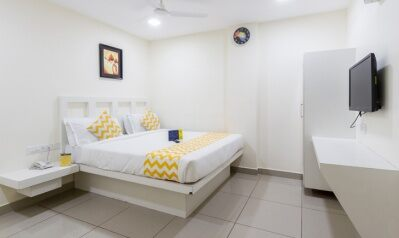 FabHotels in Chennai (image FabHotel Colors Apart Santhome)