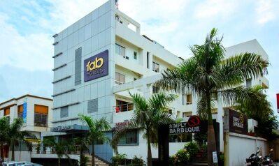 FabHotels in Pune (image FabHotel Saptaruchi MIDC)