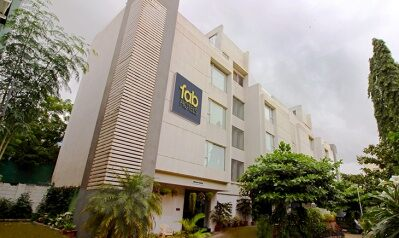 FabHotels in Pune (image FabHotel Brooks Manor Chandan Nagar)
