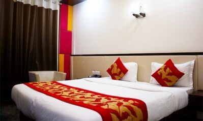 FabHotels in New Delhi Railway Station (image FabHotel Marble Arch Karol Bagh)