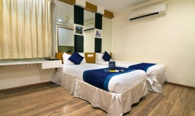 FabHotels in Hyderabad (2 image FabHotel Eaglewood Gachibowli)