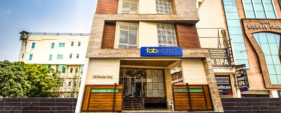 Book FabHotel The Royal CM Plaza Online